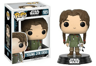 Figura - Funko Pop! Jyn Erso (Niña), Star Wars: Rogue One
