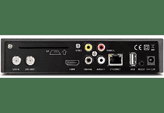 Receptor satélite - Engel RS8100Y, HD, Wi-Fi, Ethernet, USB 2.0, HDMI