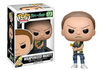 Figura - Funko Pop! Rick&Morty, Weaponized Morty