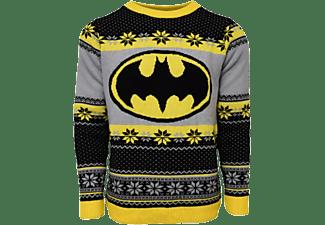 Jersey - Batman, Talla S, Navidad, Amarillo, negro y gris
