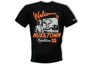 Camiseta - Call of Duty WWII, Welcome to Nuketown, M