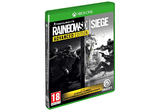 Xbox One Rainbow Six Siege Advanced Edition