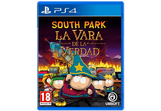 PS4 South Park: La Vara de la Verdad