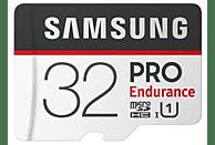 Tarjeta Micro SDHC32 GB - Samsung Pro Endurance, 100 MB/s, Full HD  o 4K, Clase 10, Grabación 30 MB/s
