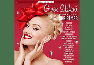 Gwen Stefani - You Make It Feel Like Christmas,Repack  - (CD)