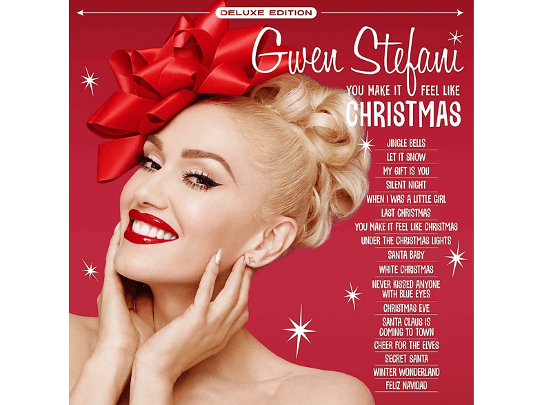Gwen Stefani - You Make It Feel Like Christmas,Repack [CD]