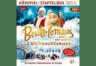 Various - Beutolomäus und der wahre Weihnachtsmann (1)  - (MP3-CD)