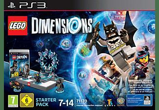 LEGO Dimensions Starter Pack für PS3