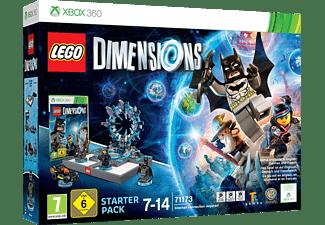 LEGO DMNS STARTER PACK XBOX360