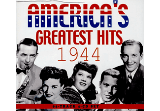 VARIOUS - America's Greatest Hits 1944  - (CD)