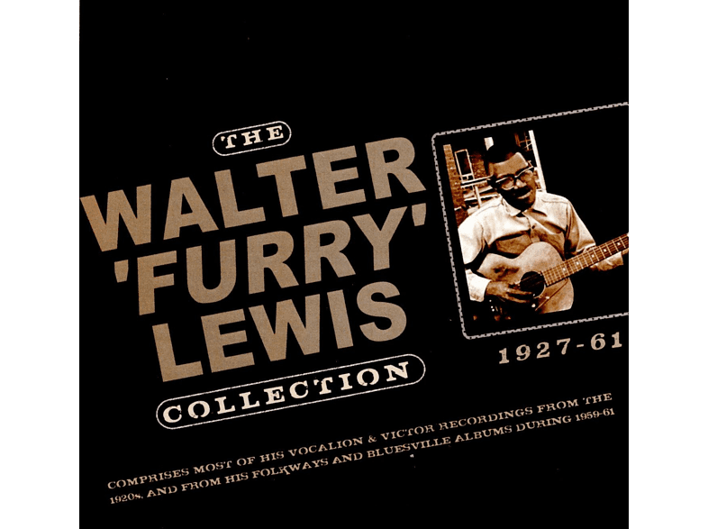 """Walter """"furry"""" Lewis - The Walter """"Furry"""" Lewis [CD]"""
