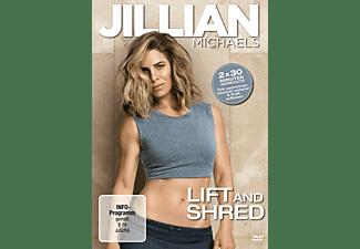Jillian Michaels-Lift And Shred DVD