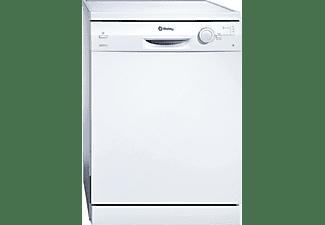 Lavavajillas - Balay 3VS305BP, 14 Litros, Libre instalación, 12 Servicios, 4 programas, 60 cm. ancho, Blanco