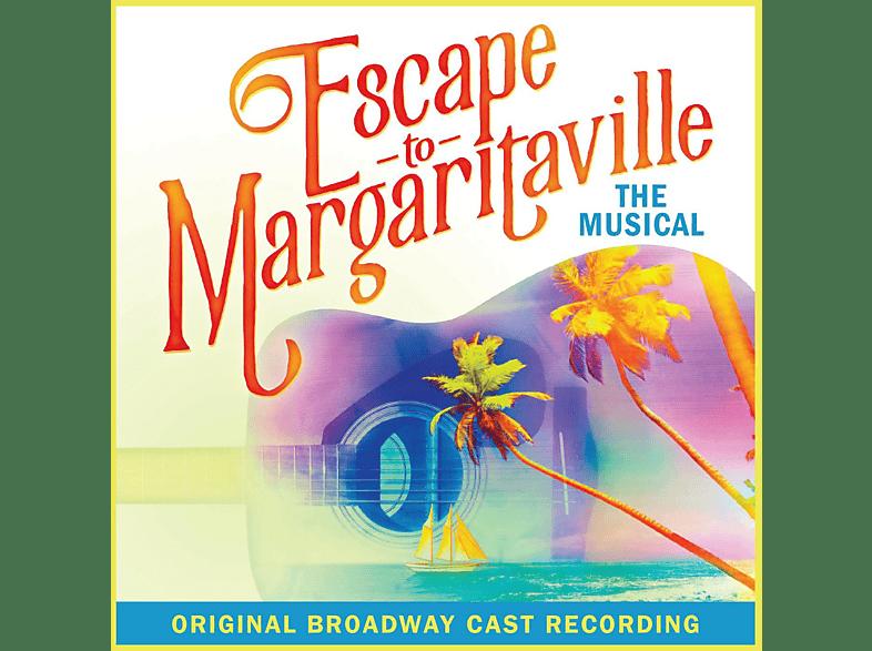 Original Broadway Cast Recording - Escape To Margaritaville [CD]