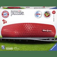 RAVENSBURGER Allianz Arena 3D Puzzle, Mehrfarbig