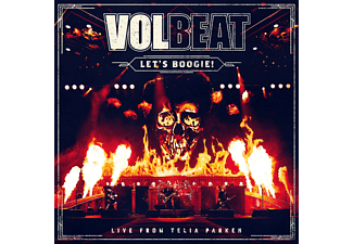 Volbeat - Let's Boogie! Live from Telia Parken (2 Disks) - (CD)
