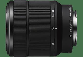 SONY SEL2870 Vollformat 28 mm - 70 mm f/3.5-5.6 OSS, ED, Circulare Blende (Objektiv für Sony E-Mount, Schwarz)