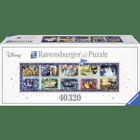 RAVENSBURGER Unvergessliche Disney Momente Puzzle Mehrfarbig