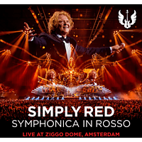 Simply Red - Symphonica In Rosso (Live at Ziggo Dome Amsterdam) [CD + DVD Video]