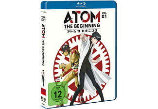Atom the Beginning Vol. 1 Blu-ray