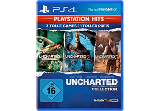 PS Hits: Uncharted - The Nathan Drake Collection - [PlayStation 4]