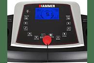HAMMER SPORT 4335 RACE RUNNER 2000I Laufband, Silber/Schwarz/Rot
