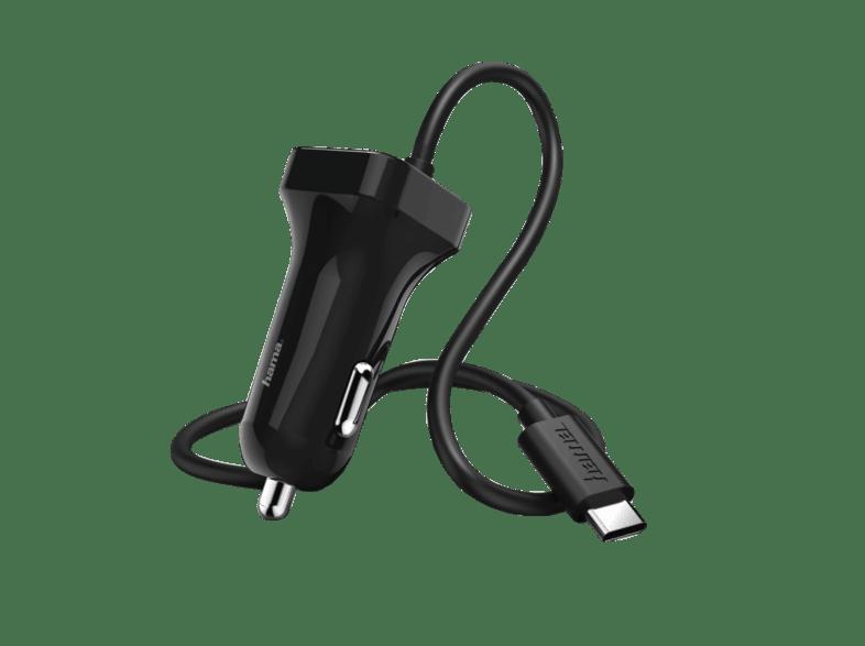 HAMA Ladegerät USB Type C, 2.4 A, Schwarz online kaufen