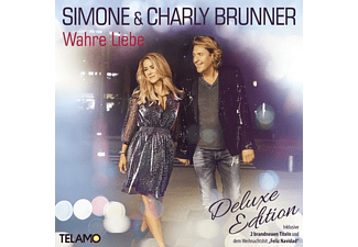 Simone & Charly Brunner - Wahre Liebe (Deluxe Edition)  - (CD)