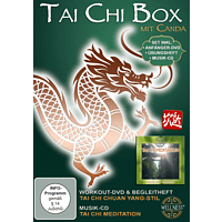 Tai Chi Box [DVD + CD]
