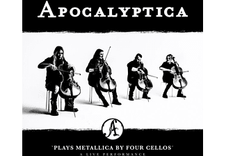 Apocalyptica - Plays Metallica-A Live Performance (2CD+DVD) - (CD + DVD Video)