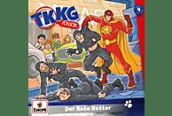 Tkkg Junior - 004/Der Rote Retter - (CD)