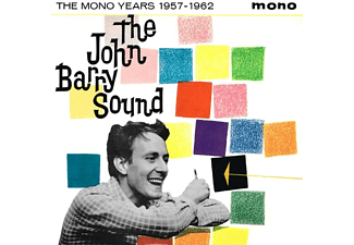 John Barry - The Mono Years 1957-1962 (3CD Boxset) - (CD)