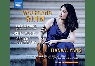 Yang,Tianwa/Mueller,Christoph-Matthias/Dt.Staatsp - Musik für Violine und Orchester  - (CD)