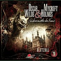Oscar Wilde & Mycroft Holmes-folge 20 - Blutzoll - (CD)