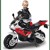 JAMARA KIDS Ride On - Motorrad BMW S1000RR Elektrofahrzeug, Rot