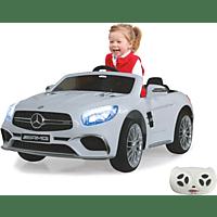JAMARA KIDS Ride-On Mercedes SL65 Elektrofahrzeug, Weiß