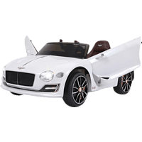 JAMARA KIDS Ride On Car – Bentley EXP12 Kinderelektroauto Weiß