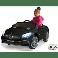 JAMARA KIDS Ride-On Mercedes SL65 Elektrofahrzeug, Schwarz