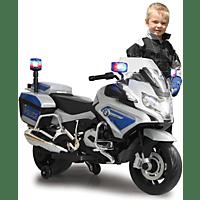 JAMARA KIDS Ride-On Motorrad Police Kinderelektromotorrad