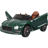 JAMARA KIDS Ride On Car – Bentley EXP12 Kinderelektroauto, Grün