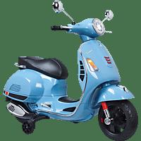 JAMARA KIDS Ride On – Roller Vespa Kinderelektroroller, Blau