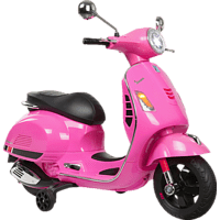 JAMARA KIDS Ride On – Roller Vespa Kinderelektroroller Pink