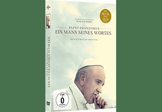 Papst Franziskus - Ein Mann seines Wortes DVD