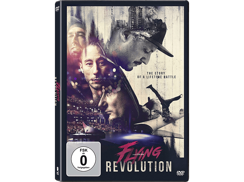 Flying Revolution [DVD]