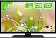 OK. ODL 40650UV-TIB LED TV (Flat, 40 Zoll/102 cm, UHD 4K, SMART TV)