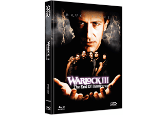 Warlock - The End of Innocence - (Blu-ray + DVD)