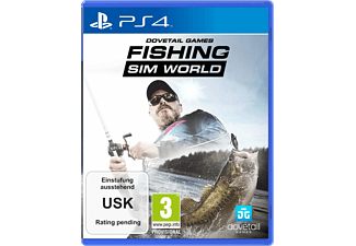 PS4 - Fishing Sim World /D