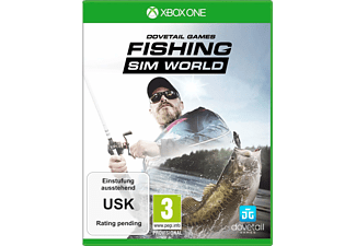 Xbox One - Fishing Sim World /D