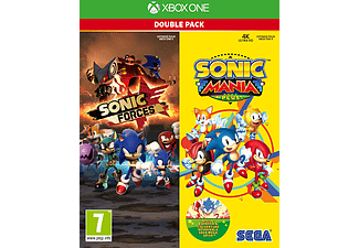 Xbox One - Sonic Forces & Sonic Mania Plus Double Pack /F