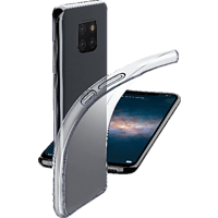 CELLULAR LINE Fine , Backcover, Huawei, Mate 20 Pro, Thermoplastisches Polyurethan- Material